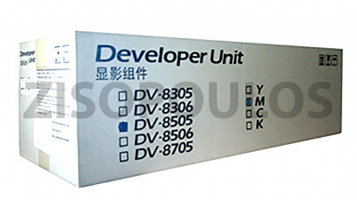 KYOCERA DEVELOPER DV 8505 MAGENTA 302LC93052