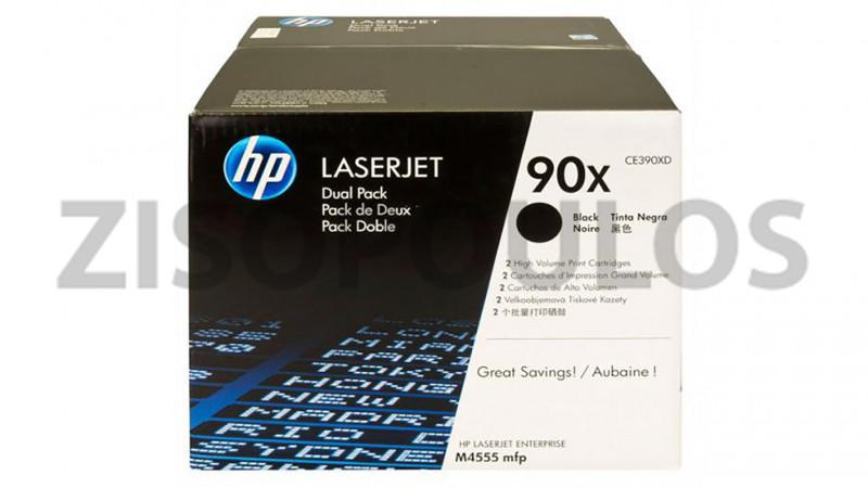 HP TONER LASERJET 90X BLACK CE390XD