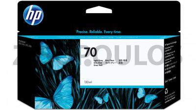 HP INK DESIGNJET 70A LIGHT GREY C9451A