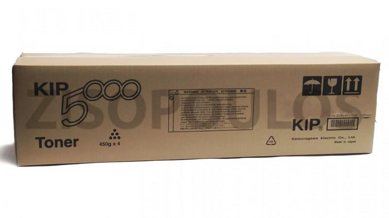 KIP TONER 5000 BLACK Z090970010