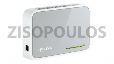 TP LINK SWITCH TL-SF1005D 10/100MBPS 5-PORT V16.0