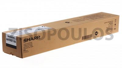 SHARP TONER MX 61 BLACK MX61GTBA