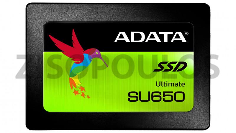 ADATA ULTIMATE SSD SU650 3D 120GB 2.5'' ASU650SS-120GT-R