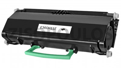 LEXMARK ΣΥΜΒΑΤΟ TONER E260/360/460 BLACK E360H11E