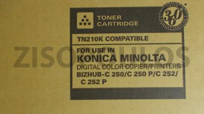 KONICA MINOLTA  ΣΥΜΒΑΤΟ TONER TN 210 BLACK 8938509