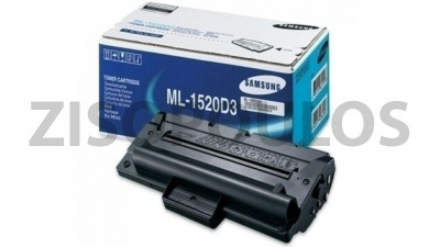 SAMSUNG  TONER BLACK ML 1520D3