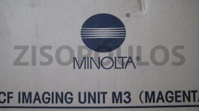 KONICA MINOLTA  IMAGING UNIT IU M3  MAGENTA