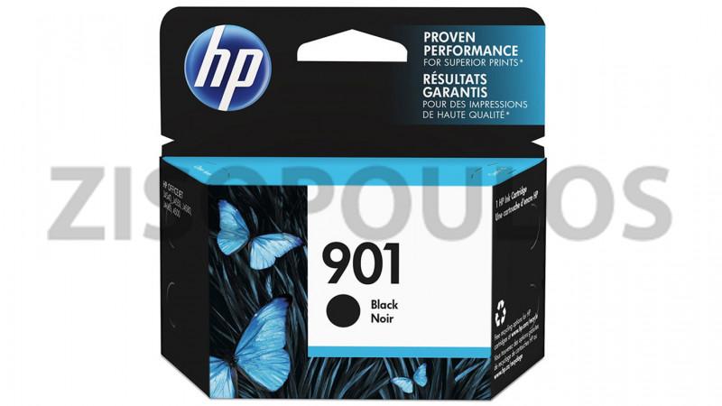 HP INK CARTRIDGE 901 BLACK CC653A