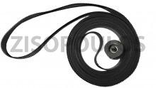 HP Carriage Belt HP DesignJet 500/ 800  A0 42'' inch