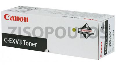 CANON  TONER C-EXV3 BLACK