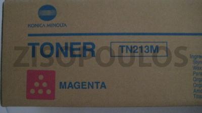 KONICA MINOLTA  TONER TN 213 MAGENTA