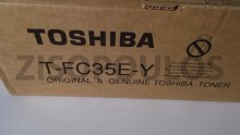 TOSHIBA  Toner T-FC35E-Y Yellow