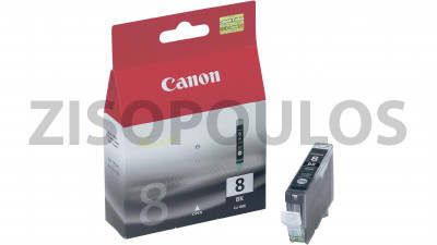 CANON  INK CLI 8 BLACK 0620B001