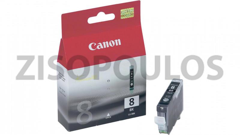 CANON INK CLI8 BLACK 0620B001