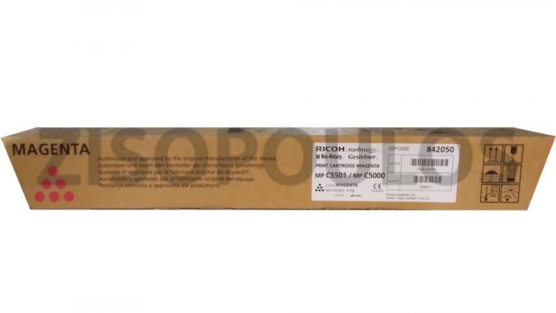 RICOH TONER MPC 5000 MAGENTA 841162