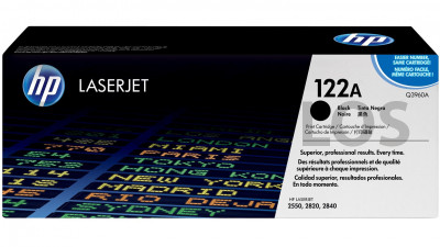 HP TONER Q3960A BLACK