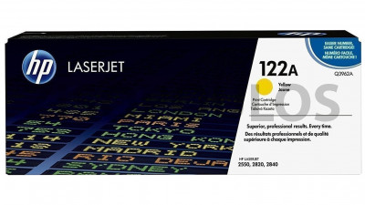 HP TONER Q3962A YELLOW
