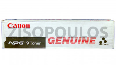 CANON  TONER NPG 9 BLACK