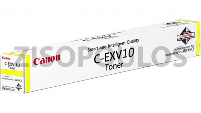 CANON  TONER C-EXV 10 YELLOW
