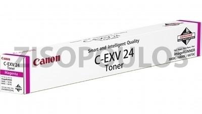 CANON  TONER C-EXV 24 MAGENTA