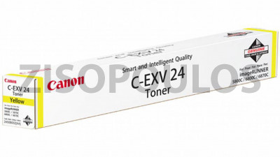 CANON  TONER C-EXV 24 YELLOW