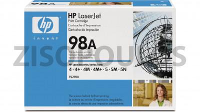 HP Toner 92298A Black