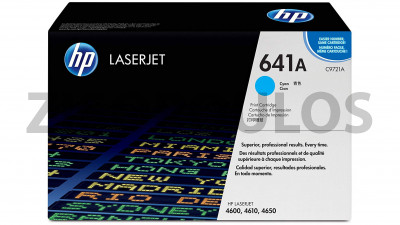 HP TONER CARTRIDGE C9721A CYAN