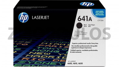 HP TONER CARTRIDGE C9720A BLACK