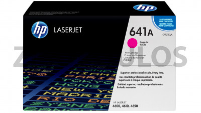 HP TONER CARTRIDGE C9723A MAGENTA
