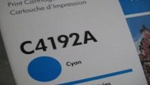 HP Toner  C4192A Cyan