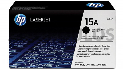 HP TONER C7115A BLACK