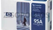 HP TONER 92295A Black Toner Cartridge