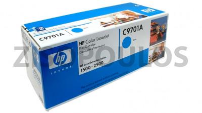 HP TONER C9701A CYAN