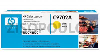 HP TONER C9702A YELLOW