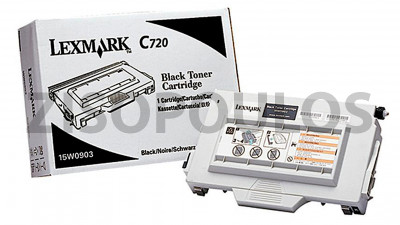 LEXMARK  TONER CARTRIDGE 15W0903 BLACK LASER
