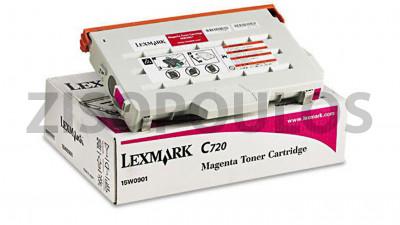 LEXMARK  TONER CARTRIDGE 15W0901 MAGENTA LASER