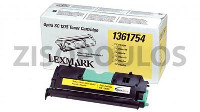 LEXMARK  Yellow Toner Cartridge