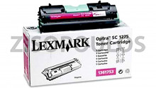 LEXMARK  TONER 1361753 MAGENTA