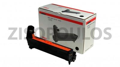OKI DRUM UNIT C5100/C5200/C5300/C5400 BLACK 42126608