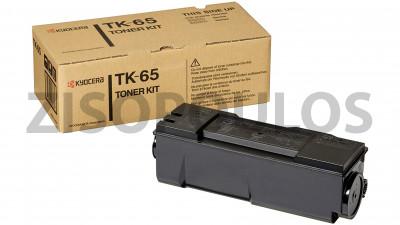 KYOCERA TONER TK-65 BLACK