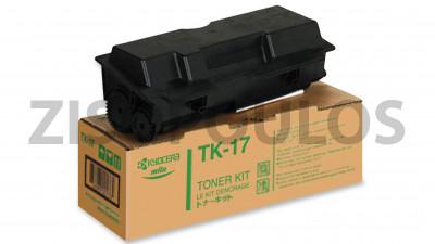 KYOCERA  TONER TK 17 BLACK