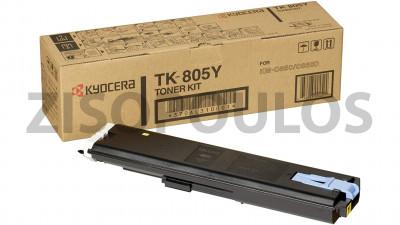 KYOCERA  TONER TK-805Y YELLOW