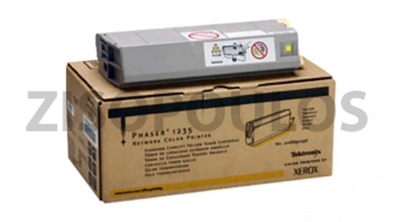 XEROX TONER PHASER 1235 YELLOW 006R90296