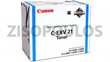 CANON  TONER C-EXV 21 CYAN