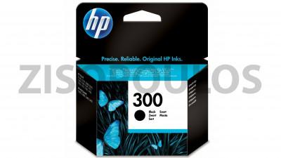 HP No 300 Black Cartridge