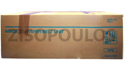 KONICA MINOLTA  IMAGE TRANSFER BELT UNIT 4049-212
