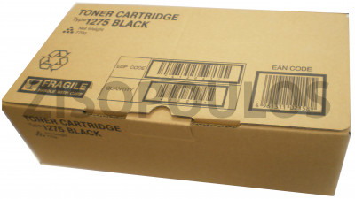 RICOH  TONER CARTRIDGE TYPE 1275D BLACK