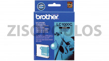 BROTHER  CYAN INK CARTRIDGE LC1000C