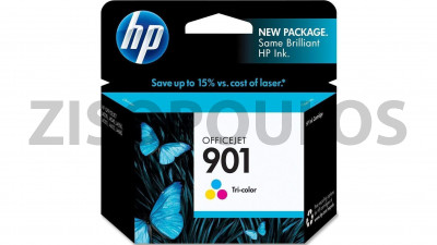 HP TRI COLOR 901 CC656A