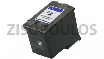 HP Συμβατο Ink Cartridge 21 Black